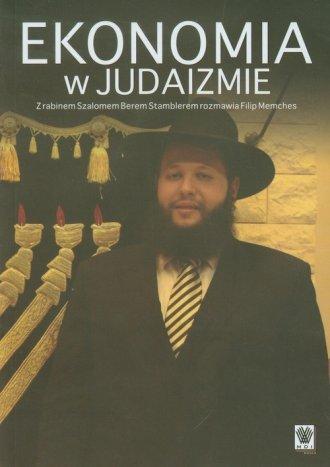 Ekonomia w judaizmie - okładka książki