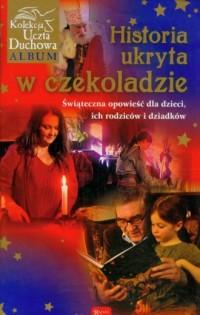 Historia ukryta w czekoladzie (DVD) - okładka filmu
