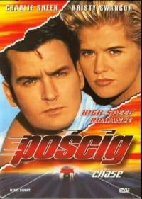 Pościg (DVD) - okładka filmu