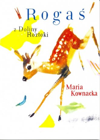 Rogaś z Doliny Roztoki - okładka książki
