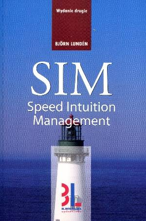 Sim speed intuition managemen - okładka książki
