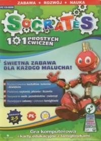 Socrates. 101 prostych ćwiczeń (CD) - pudełko programu