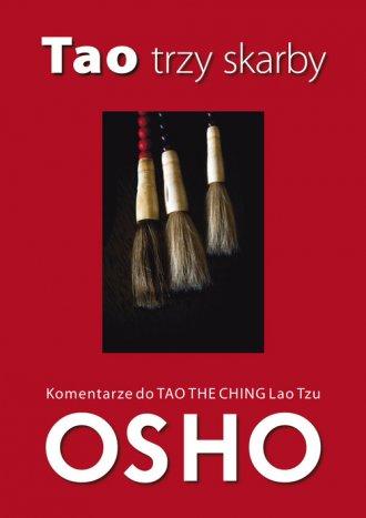 Tao - trzy skarby - okładka książki