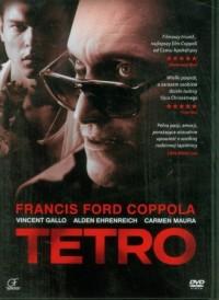 Tetro (DVD) - okładka filmu