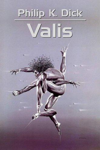 Valis - okładka książki