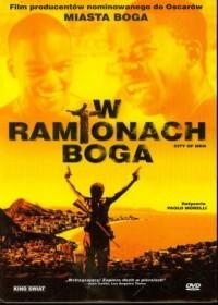 W ramionach Boga (DVD) - okładka filmu