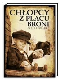 Chłopcy z Placu Broni - okładka książki