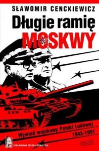 Długie ramię Moskwy - okładka książki