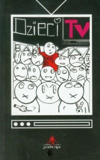 Dzieci TV - okładka książki