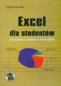 Excel dla studentów - okładka książki