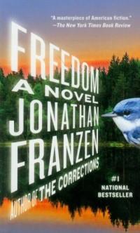 Freedom - okładka książki