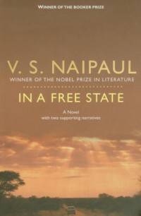 In a Free State - okładka książki