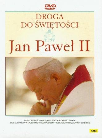 Jan Paweł II. Droga do świętości - okładka filmu
