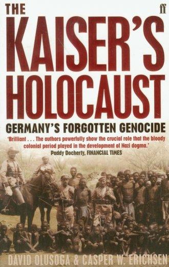 Kaisers Holocaust - okładka książki