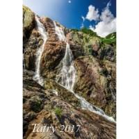 Kalendarz 2017. Tatry - okładka książki