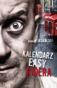 Kalendarz Easy Ridera - okładka książki