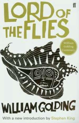 Lord of the Flies - okładka książki