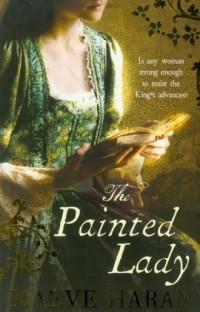 Painted Lady - okładka książki