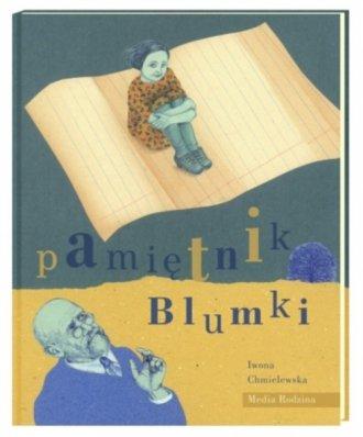 Pamiętnik Blumki - okładka książki