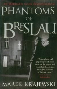 Phantoms of Breslau - okładka książki