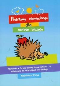 Podstawy niemieckiego dla małego i dużego - okładka podręcznika