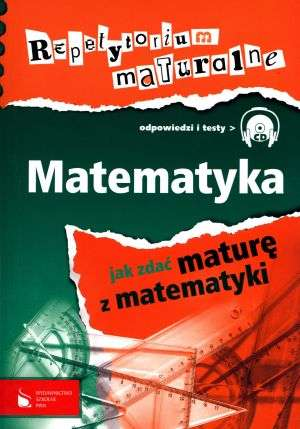 Repetytorium maturalne. Matematyka - okładka podręcznika