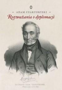Rozważania o dyplomacji - okładka książki