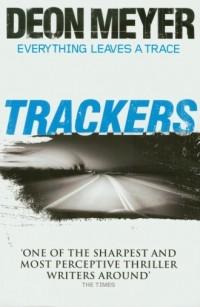 Trackers - okładka książki