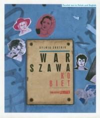 Warszawa kobiet - okładka książki