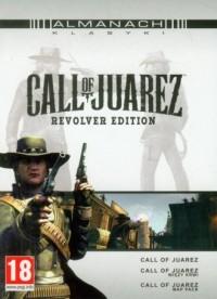Call of Juarez. Revolver edition - pudełko programu