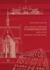 Carl Johann Christian Zimmermann - okładka książki