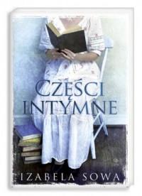 Części intymne - okładka książki