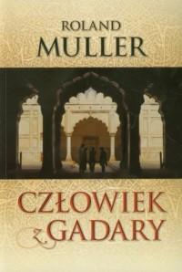 Człowiek z Gadary - okładka książki