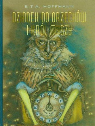 Dziadek do Orzechów i Król Myszy - okładka książki