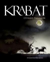 Krabat - okładka książki