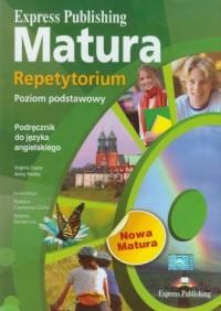 Matura. Repetytorium. Podręcznik - okładka podręcznika