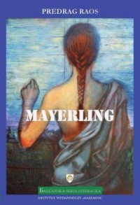 Mayerling - okładka książki