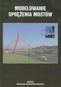 Modelowanie sprężenia mostów - okładka książki
