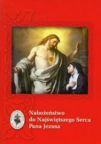 Nabożeństwo do Najświętszego Serca - okładka książki