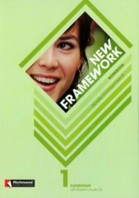 New Fromework elementary (+ CD) - okładka książki