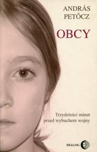 Obcy - Andras Petocz - okładka książki