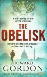Obelisk - okładka książki
