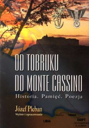 Od Tobruku do Monte Cassino. Historia. - okładka książki
