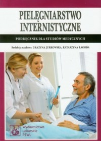 Pielęgniarstwo internistyczne. - okładka książki