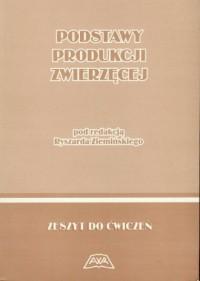 Podstawy produkcji zwierzęcej - okładka książki