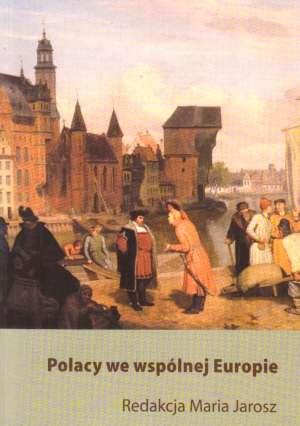 Polacy we wspólnej Europie. Dysproporcje - okładka książki