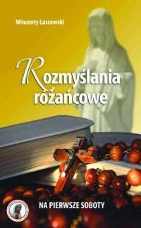 Rozmyślania różańcowe na pierwsze soboty - okładka książki