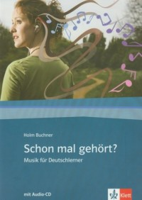 Schon mal gehort (+ CD) - okładka podręcznika