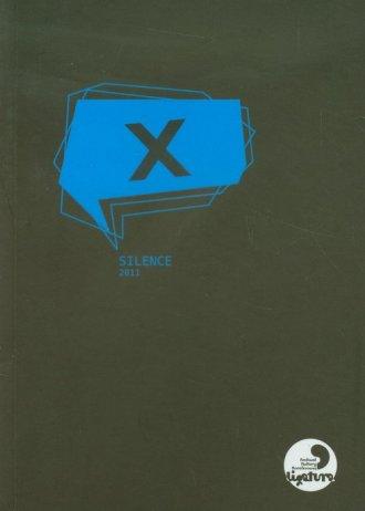 Silence - okładka książki