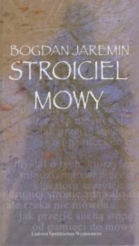 Stroiciel mowy - okładka książki